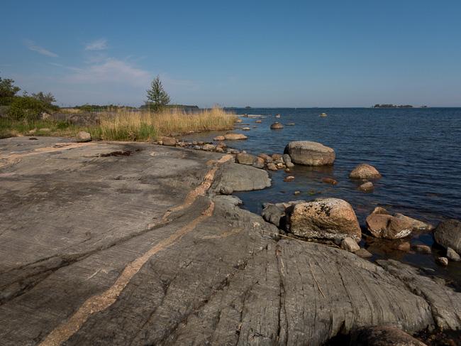 2013 05 31. En underbar dag ute på Östra Lagnö.